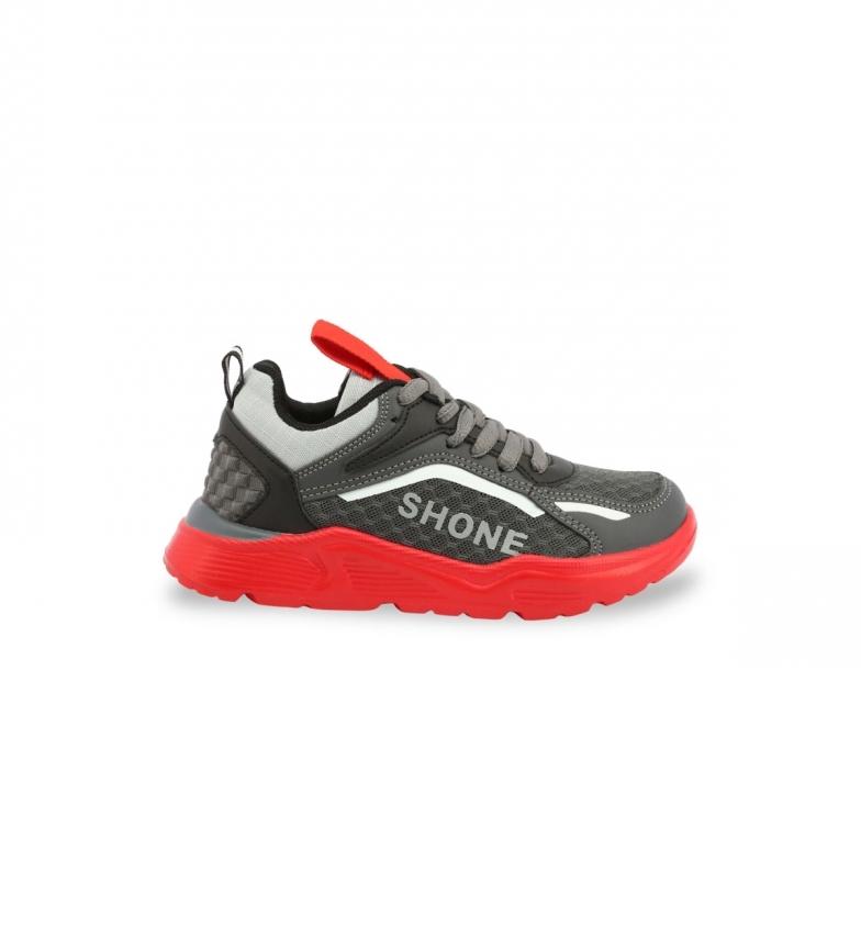 Comprar Shone Sneakers 903-001 cinza