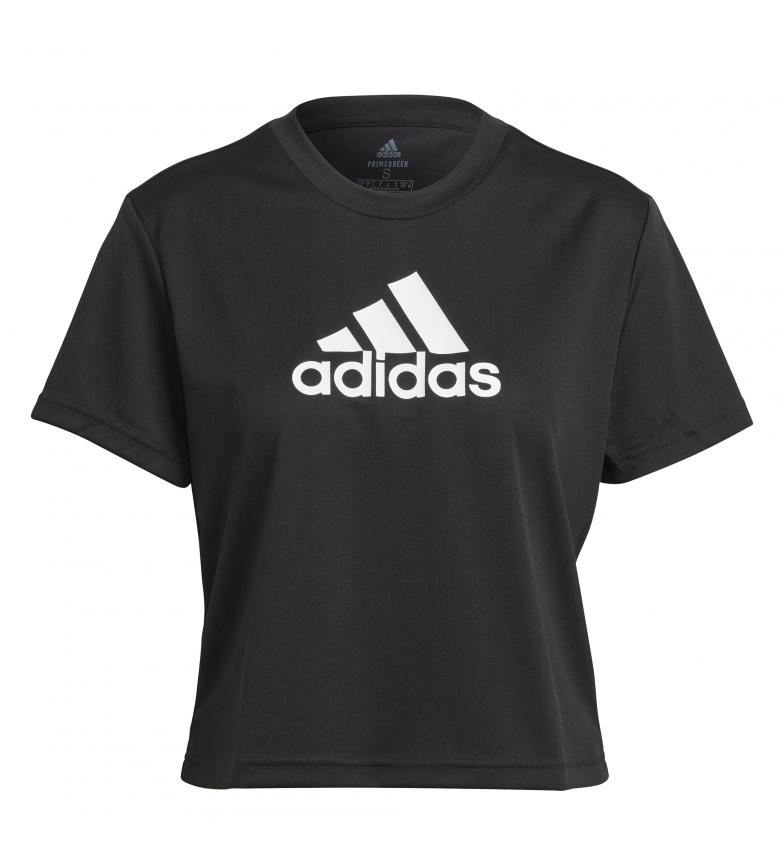 Comprar adidas Woman BL Cropped T-shirt black