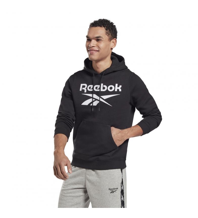 Comprar Reebok Sweat-shirt Reebok Identity Fleece noir