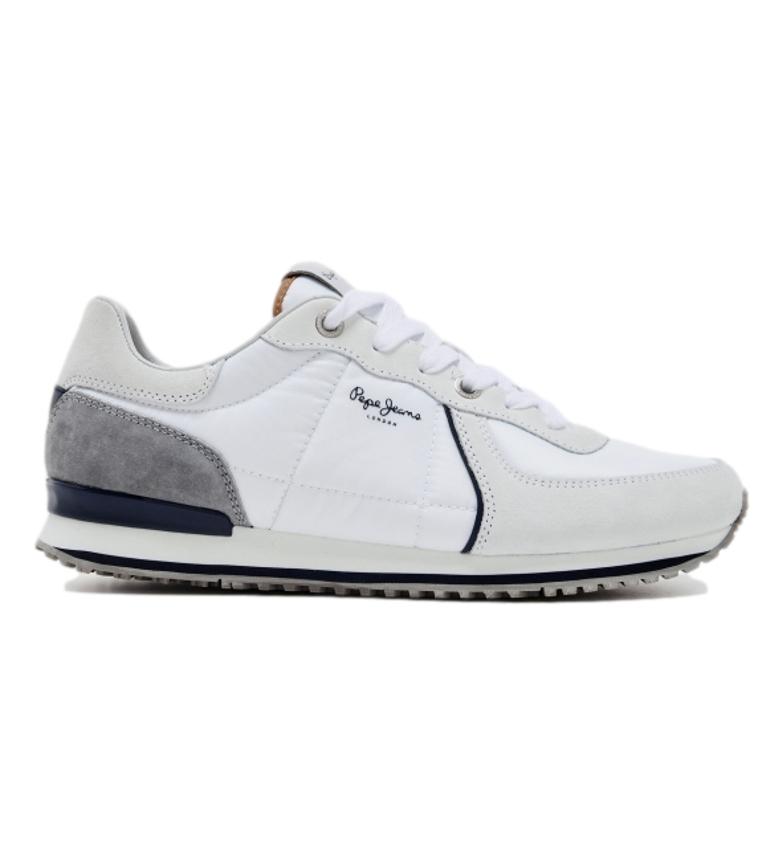 Comprar Pepe Jeans Baskets en cuir Tinker city 21 blanc