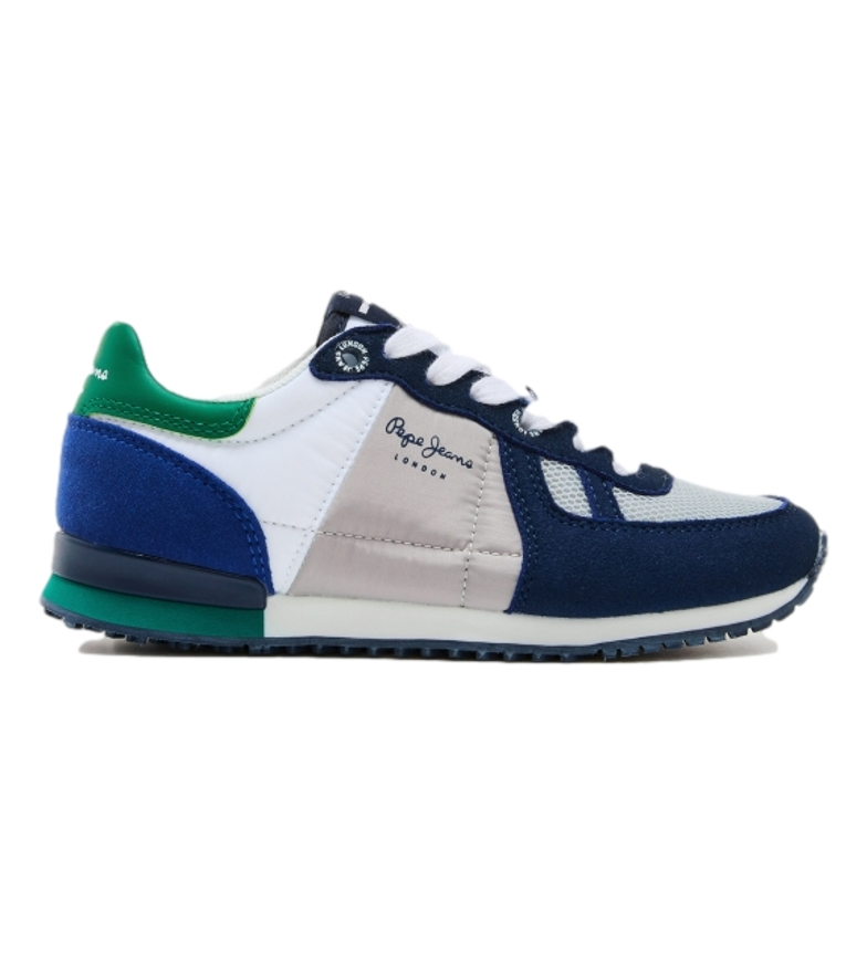 Comprar Pepe Jeans Chaussures de sport Sydney Basic Boy bleu marine