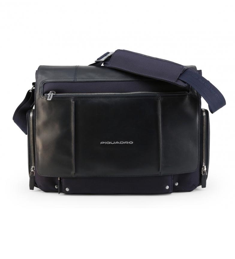 Comprar Piquadro Shoulder bag CA1592LK2 navy -46x31x12cm-.