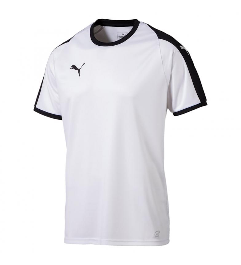 Comprar Puma T-shirt Liga Jersey bianca, nera