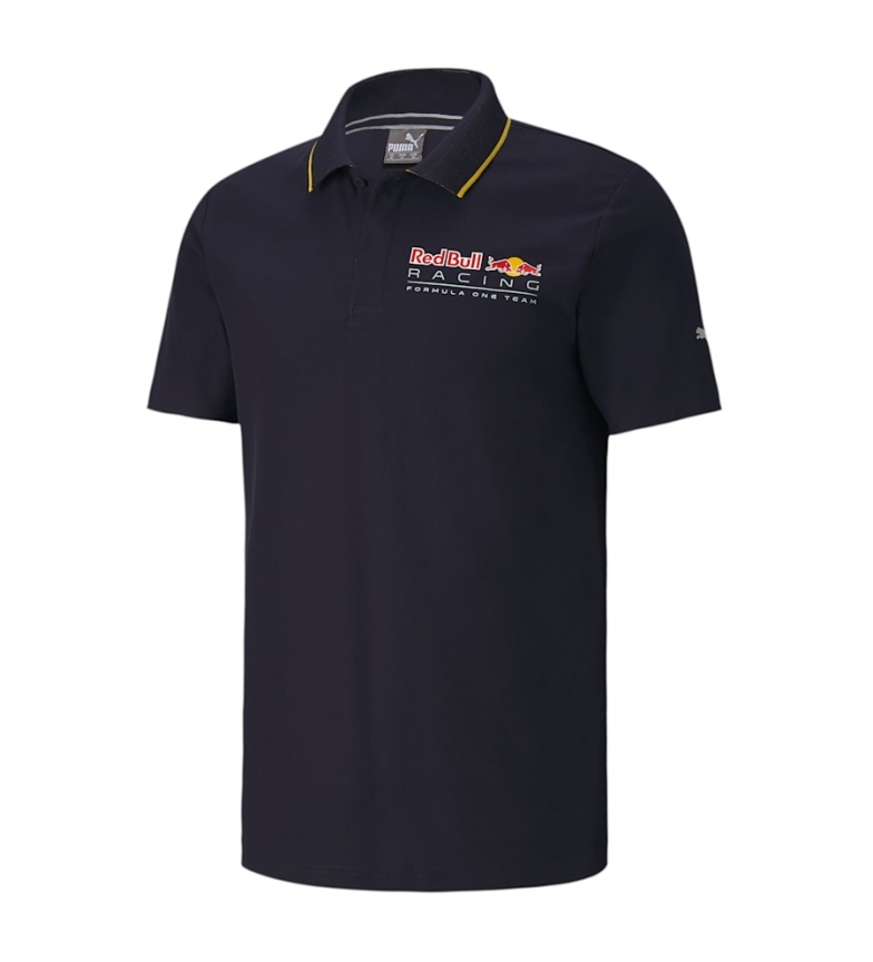 Puma Camisa pólo azul RBR