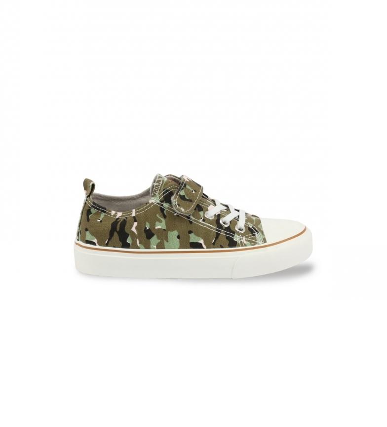 Shone Sneakers 291-002 verde