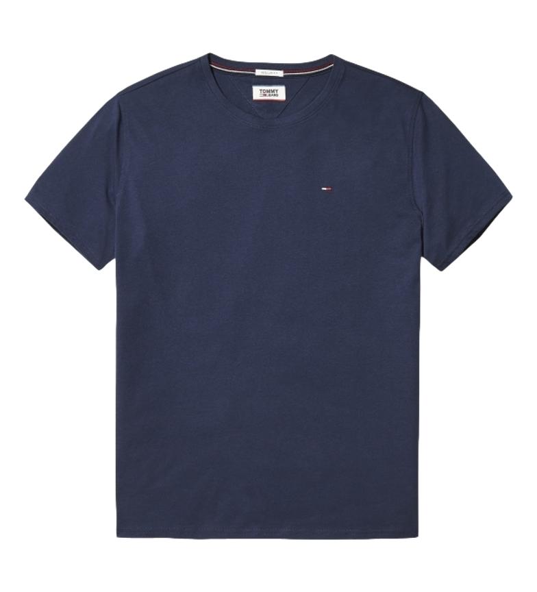 Tommy Hilfiger Maglietta TJM Original Jersey blu navy