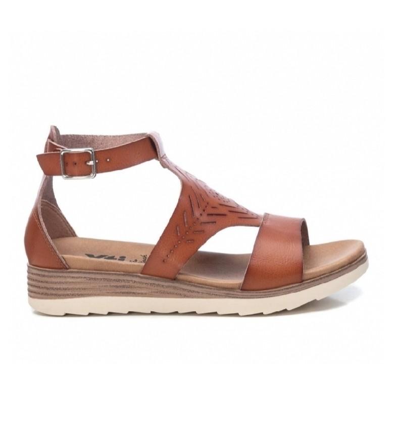 Comprar Xti Brown sandals 042521