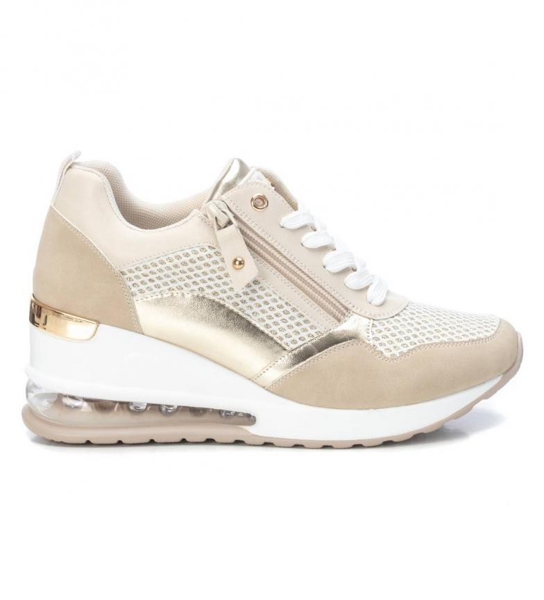 Comprar Xti Chaussures 042626 beige - Hauteur de la cale : 6 cm