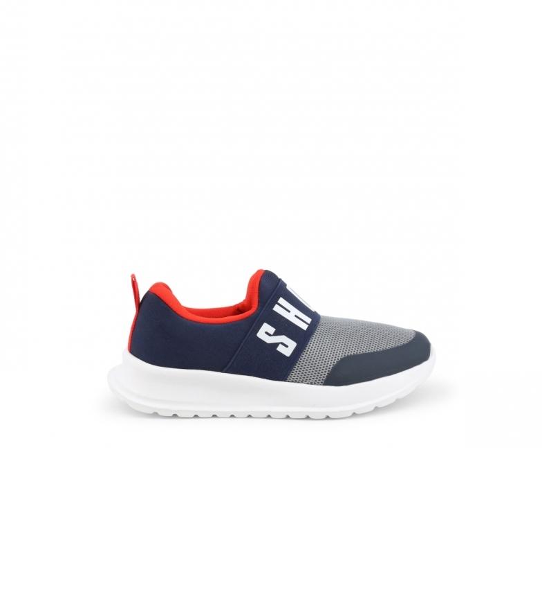 Shone Sapatos 20038-001 azul