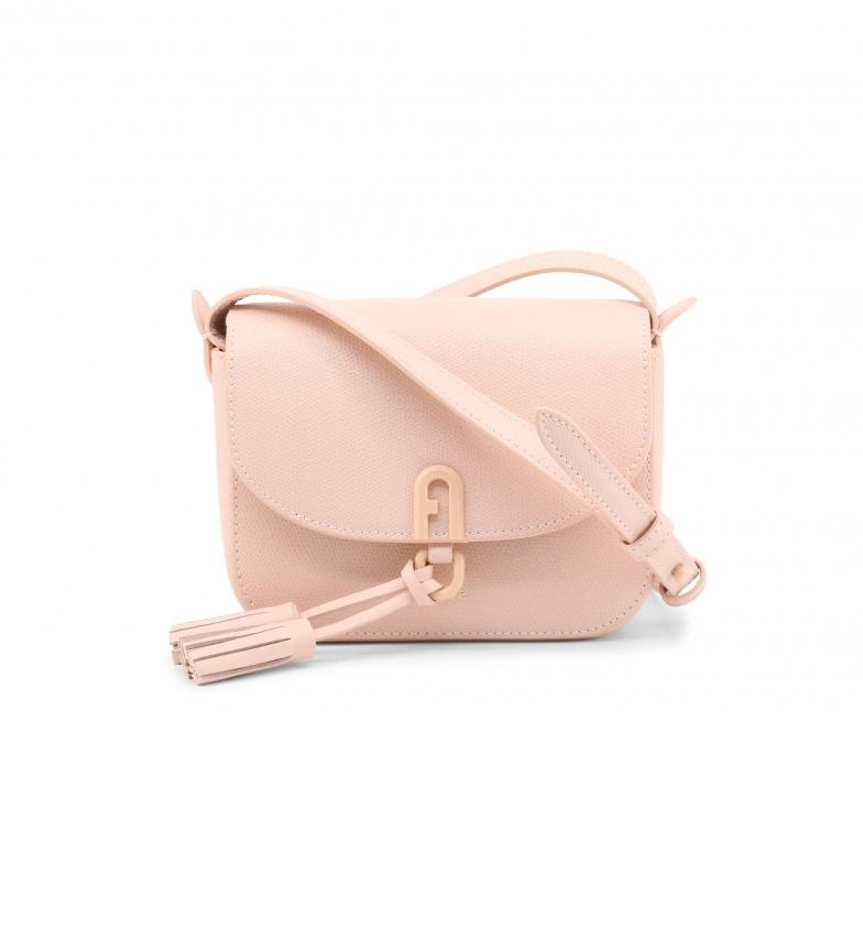 Furla Leather shoulder bag 1927_FRANGIA pink -18x14x7cm- -18x14x7cm- Leather bag 1927_FRANGIA pink -18x14x7cm- Leather shoulder bag 1927_FRANGIA pink