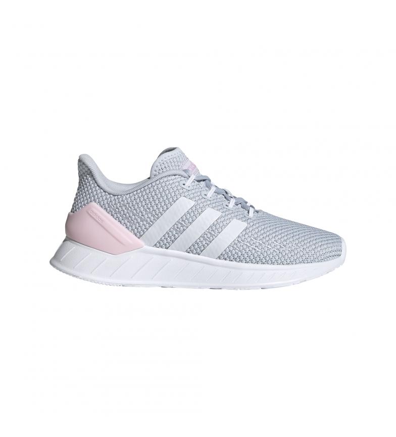 Comprar adidas Zapatillas Questar Flow NXT K gris, rosa