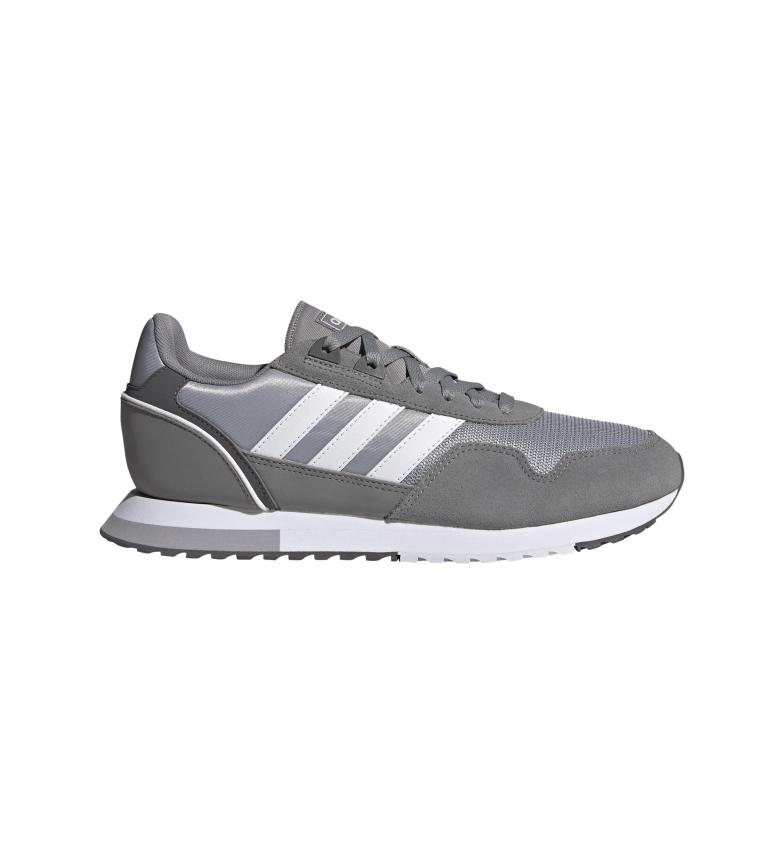 adidas Scarpe 8K 2020 grigie