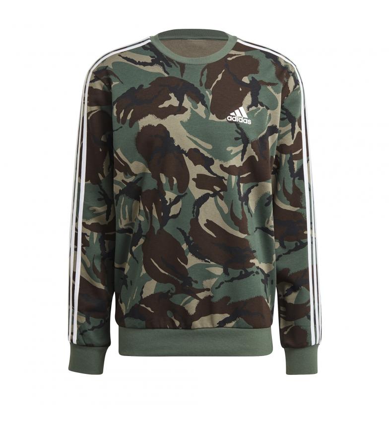 Comprar adidas Sweatshirt M Camo vert