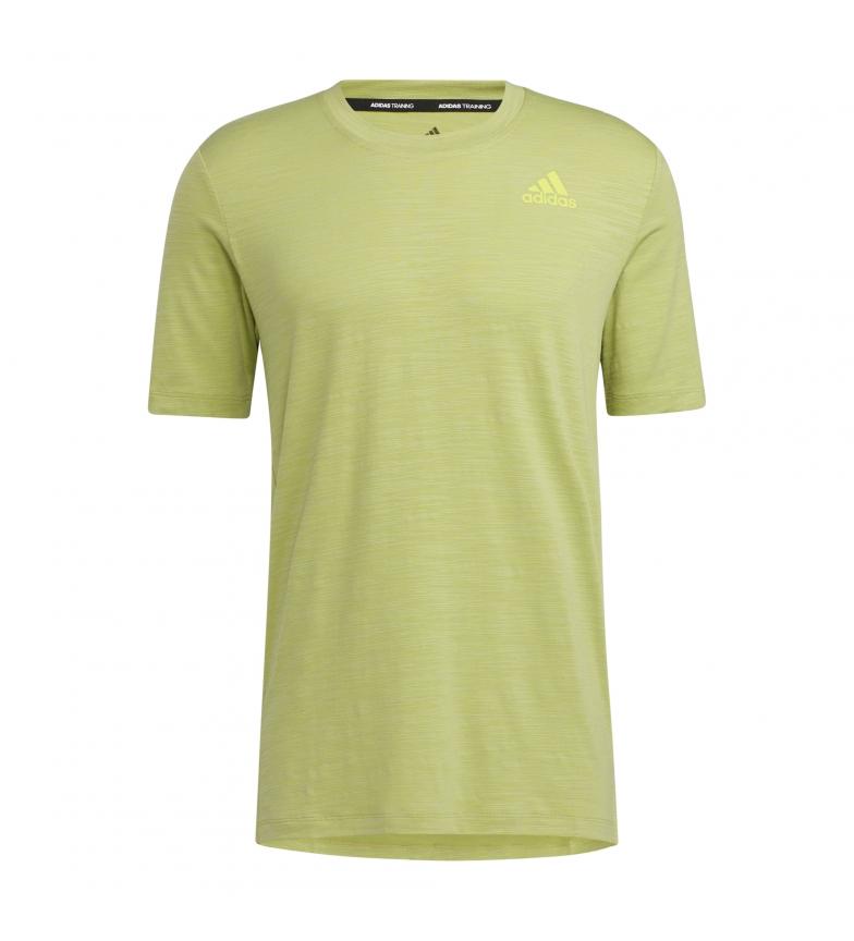 Comprar adidas T-shirt Cidade Elevated T amarela