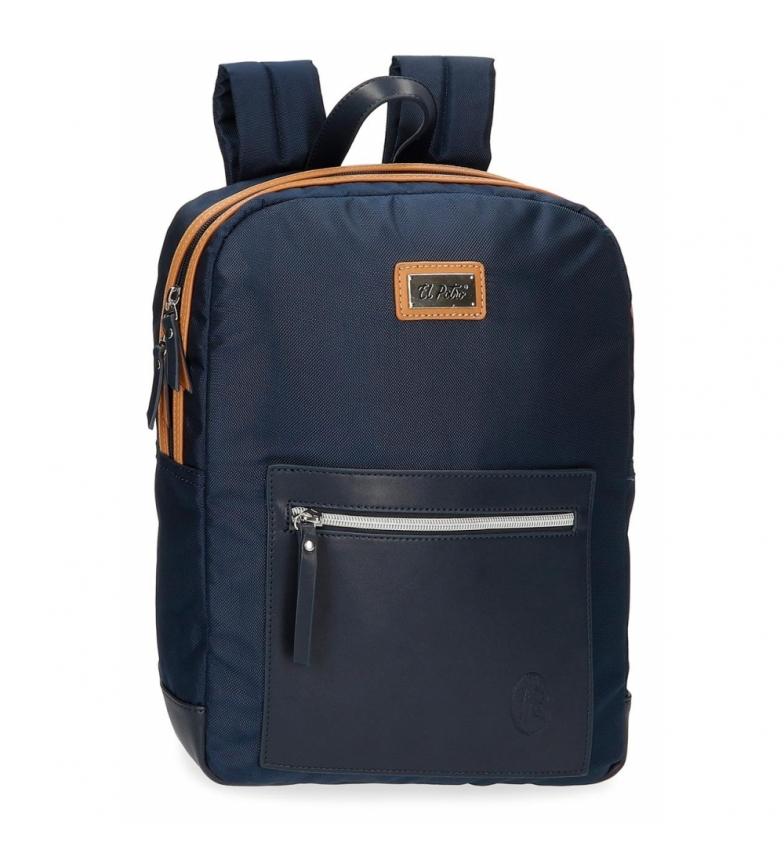 Comprar El Potro Mochila Porta Tablet 5142223 marino -26x35x10cm-