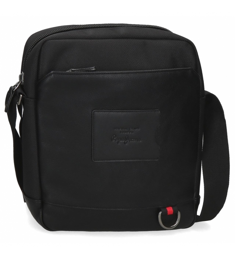 Comprar Pepe Jeans Black shoulder bag -23x27x7cm -23x27x7cm