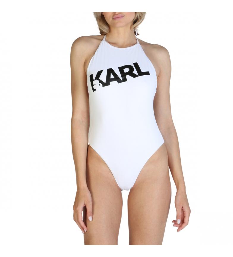Karl Lagerfeld Swimsuit KL21WOP03 white