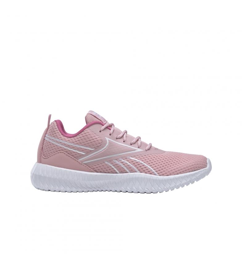 Reebok REEBOK FLEXAGON ENERGY KIDS Shoes pink, white