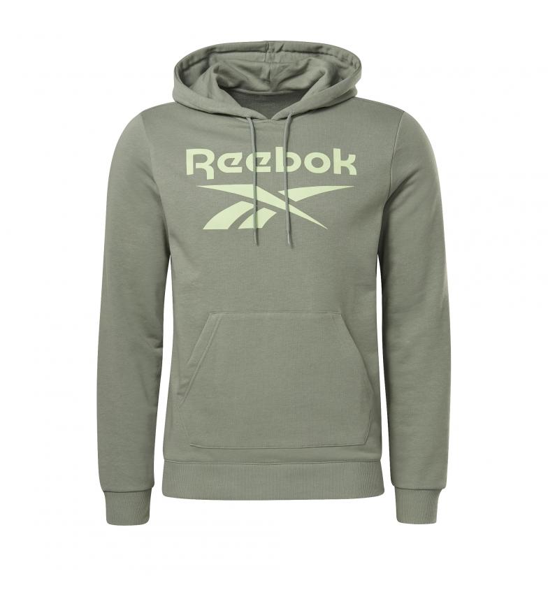 Comprar Reebok Sweatshirt Identity Big Logo vert