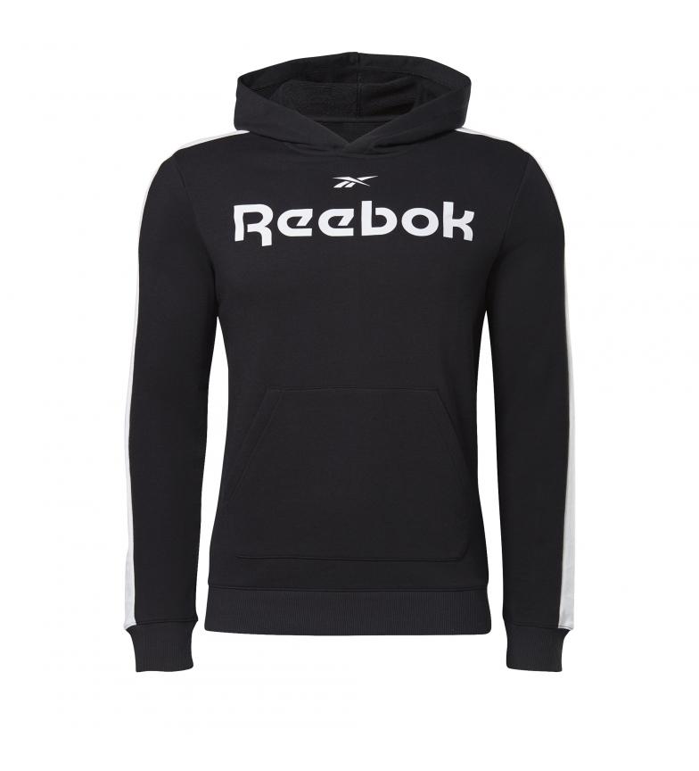 Comprar Reebok Training Essentials Sweatshirt Logo linéaire noir