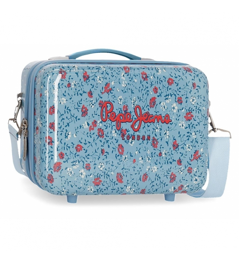 Comprar Pepe Jeans Pepe Jeans Ava blue ABS trolley adaptable to trolley -33x25x14cm