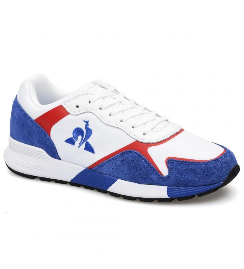 Comprar Le Coq Sportif Zapatillas de piel Omega Y BBR blanco, azul