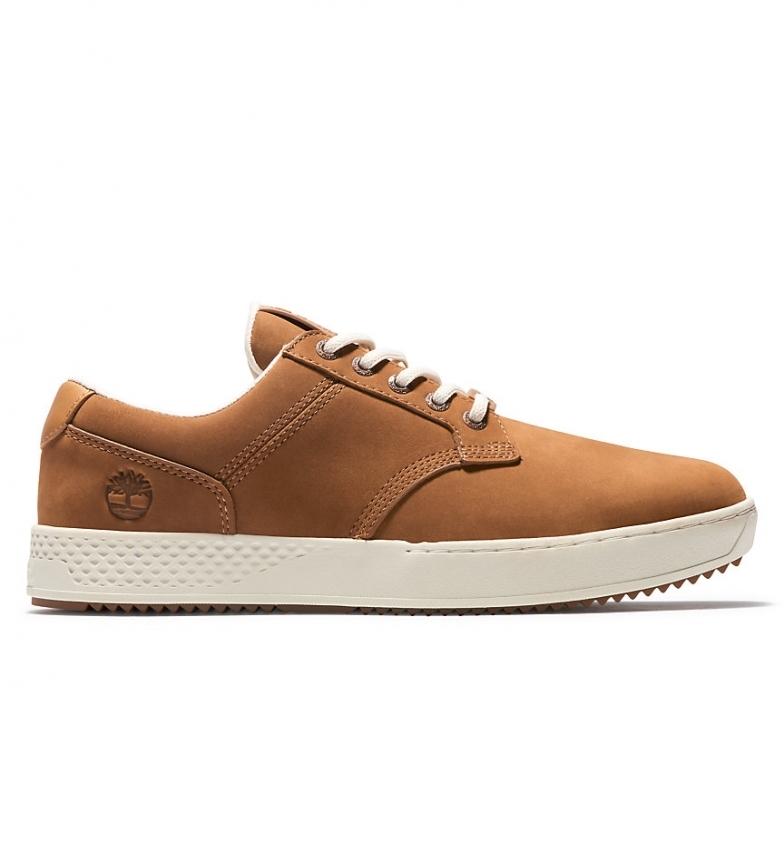 Comprar Timberland Zapatillas de piel CityRoam Cupsole Basic Oxford marrón
