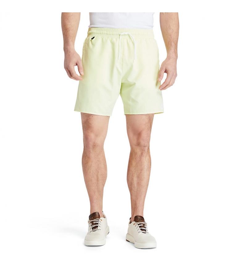 Comprar Timberland Sunapee Lake Plain Color Swimsuit green