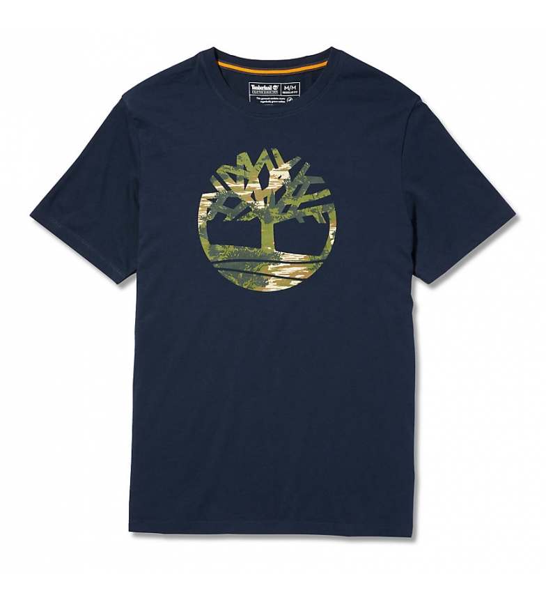 Comprar Timberland Camiseta manga corta Kennebec River marino