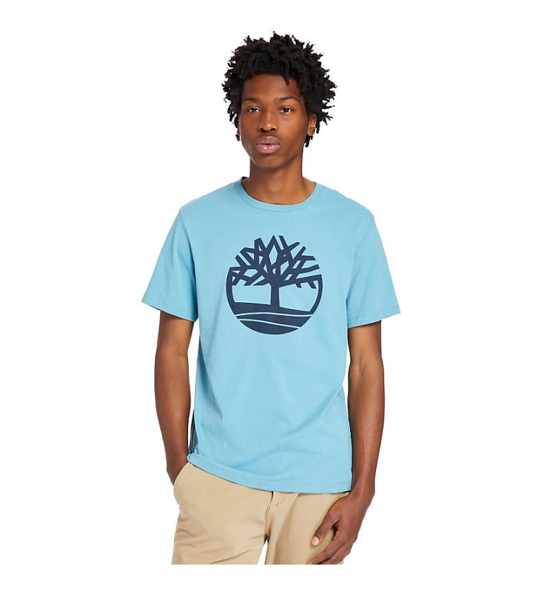 Comprar Timberland Camiseta manga corta Brand Tree turquesa