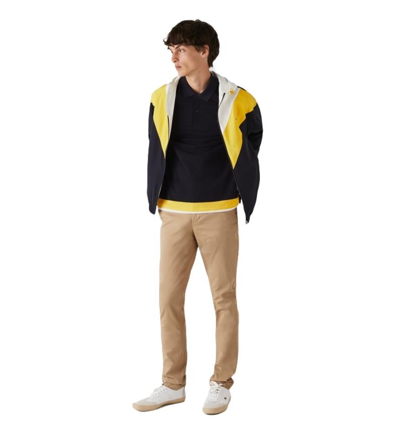 Lacoste Pantaloni chino Loisir biege