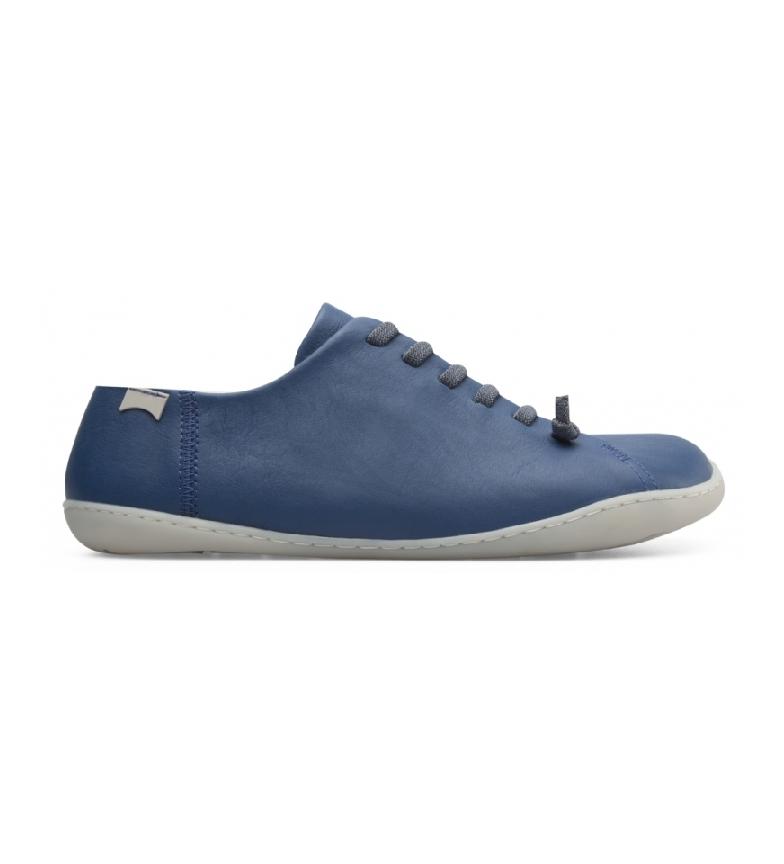 Comprar CAMPER Zapatos de piel Peu Cami azul