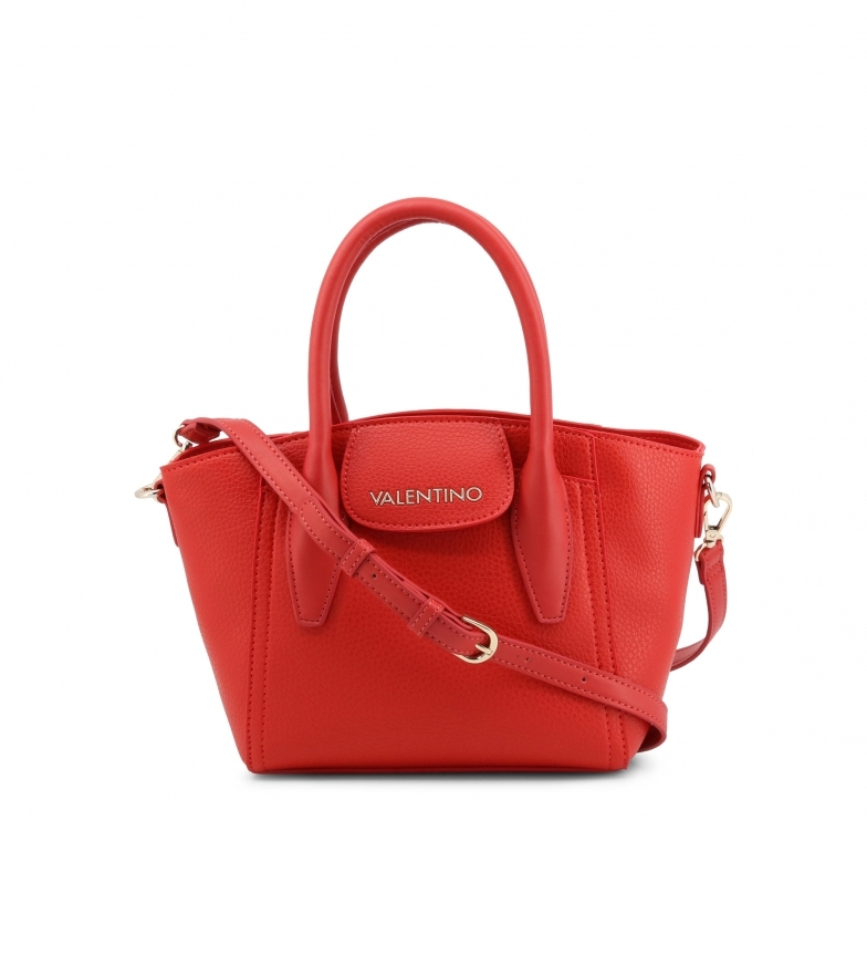 Comprar Valentino by Mario Valentino Vanvitelli-VBS4JZ02 saco de feltro vermelho -33x21,5x10cm