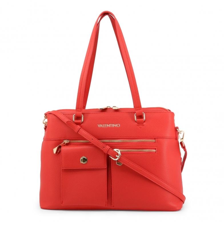 Comprar Valentino by Mario Valentino Saco de ombro Casper-VBS3XL05 vermelho -39x26x16cm