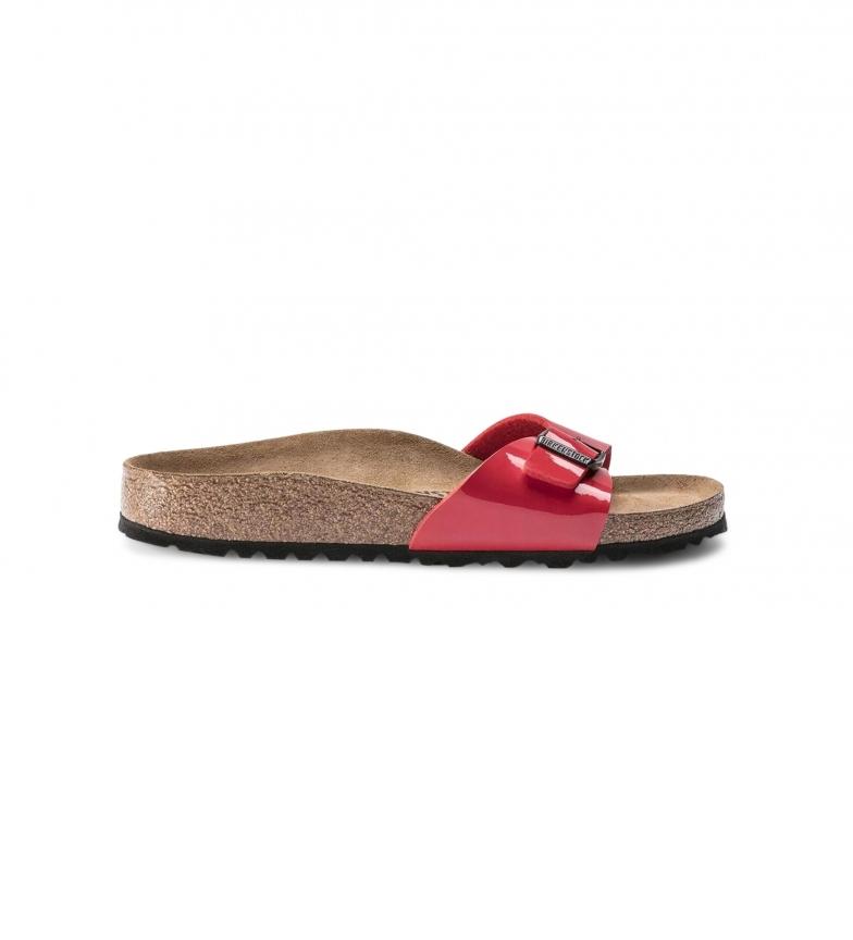 Birkenstock Sandálias vermelho Madrid