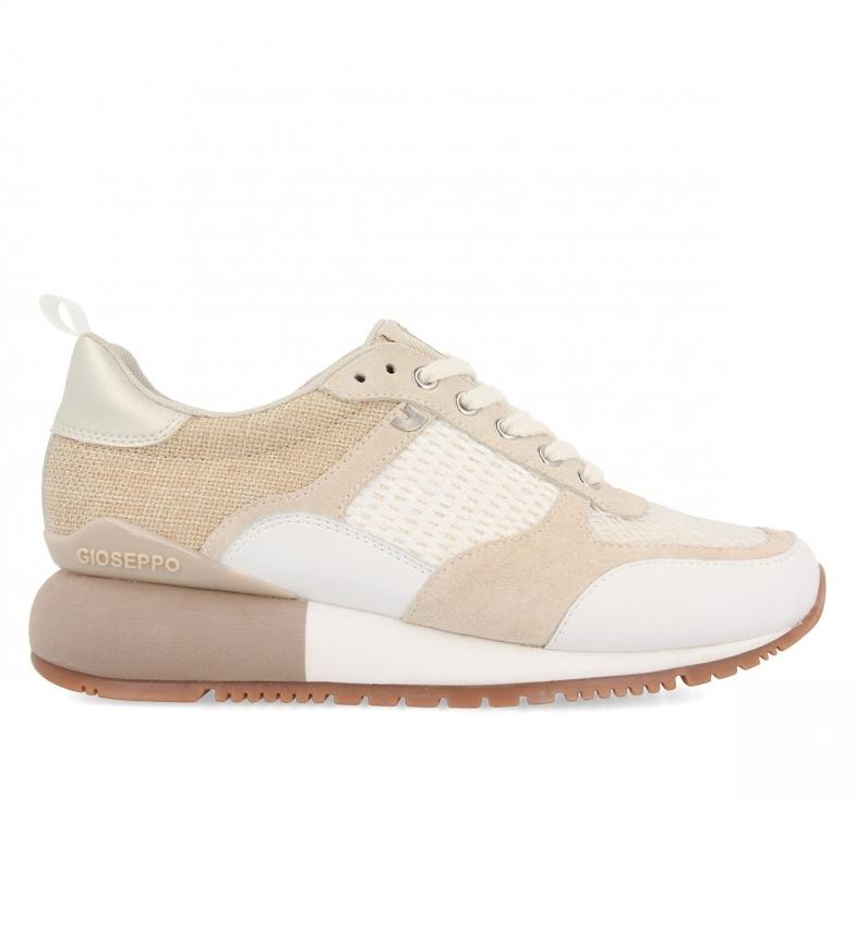 Comprar Gioseppo Sapatos de couro Anzac branco, bege