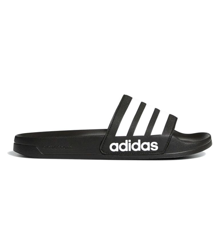 adidas Slippers Adilette Shower black / Cloudfoam