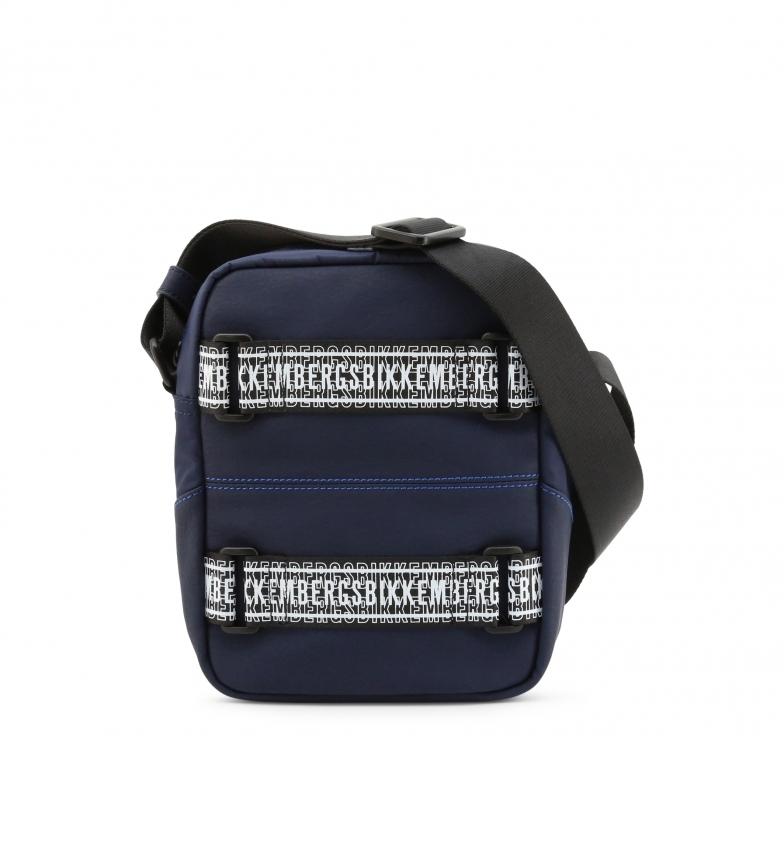 Comprar Bikkembergs Saco de ombro ajustável E4APME3A0012 azul 18x24x9cm