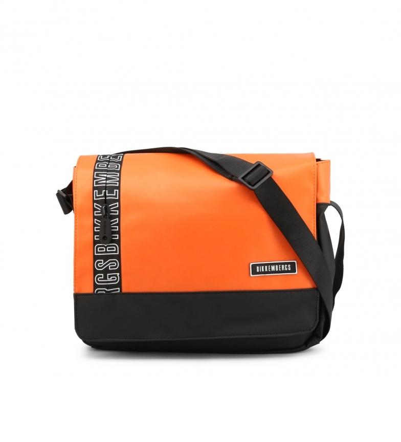 Comprar Bikkembergs Maletín  E2APME170052010 naranja 36x29x9cm
