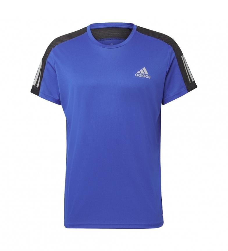 Comprar adidas Possiedi la t-shirt blu di The Run