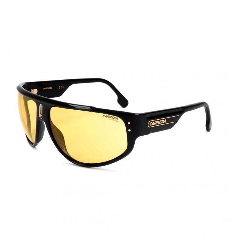 Carrera Sunglasses 1029S black, yellow