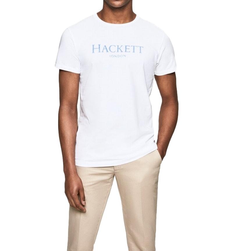 Comprar HACKETT T-shirt branca com o logotipo de Londres