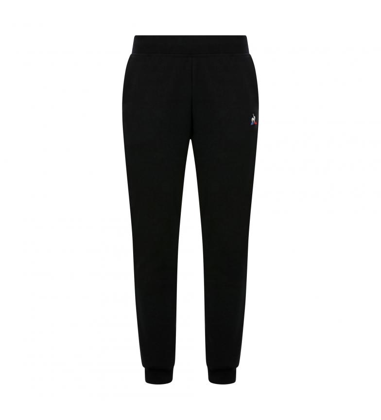 Le Coq Sportif Trousers Essentiels N°2 black