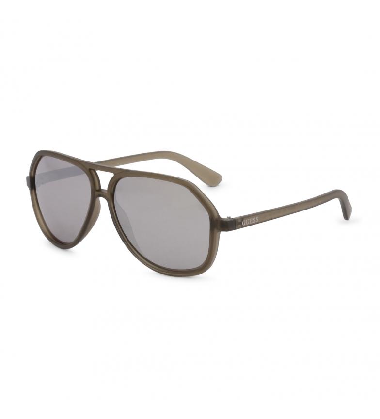 Comprar Guess Óculos de sol GF0217 castanho