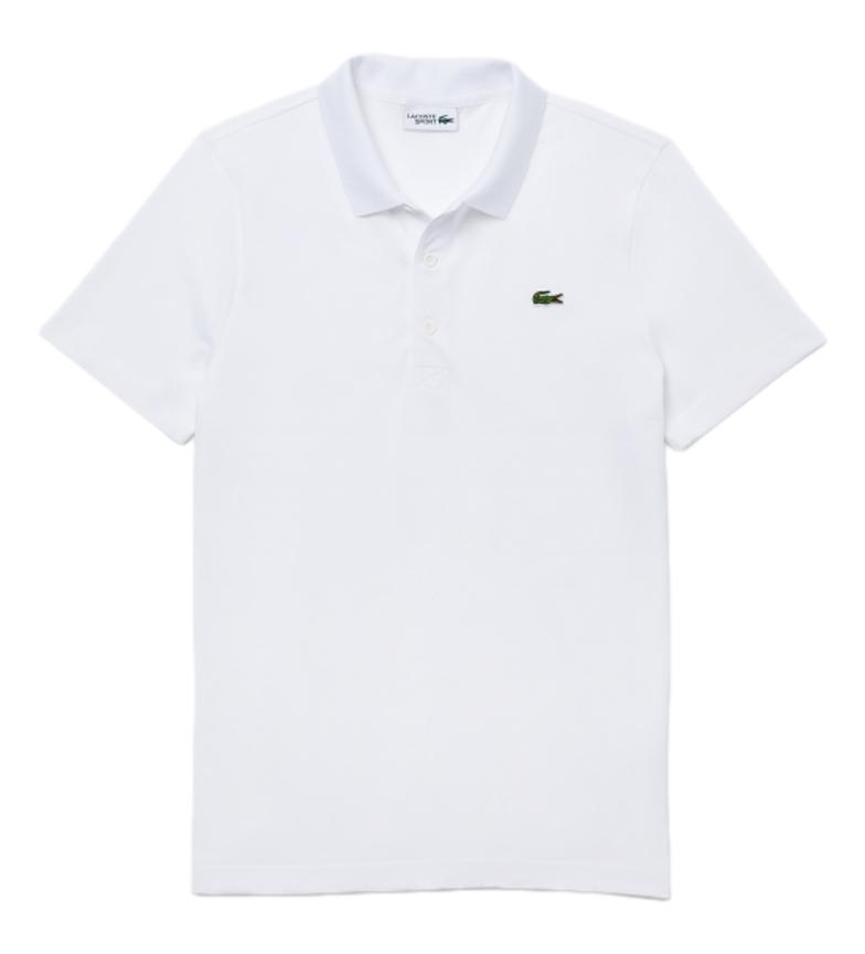 Comprar Lacoste Polo MC Chemise Col Bord-Cotes branco