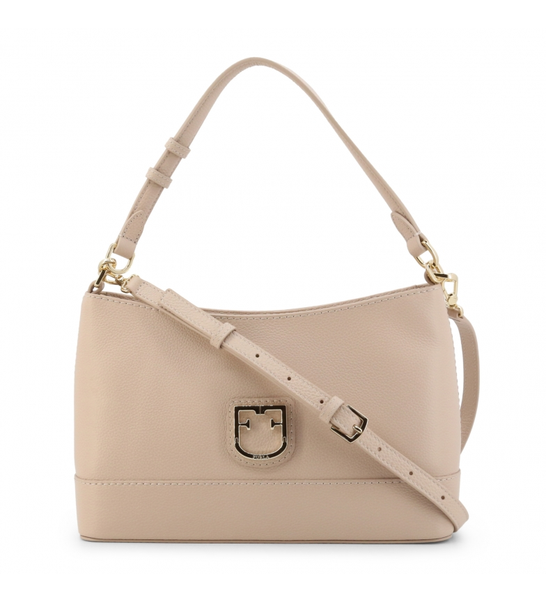 Comprar Furla Leather handbag HARPER_WB00063 brown -30x19x9cm