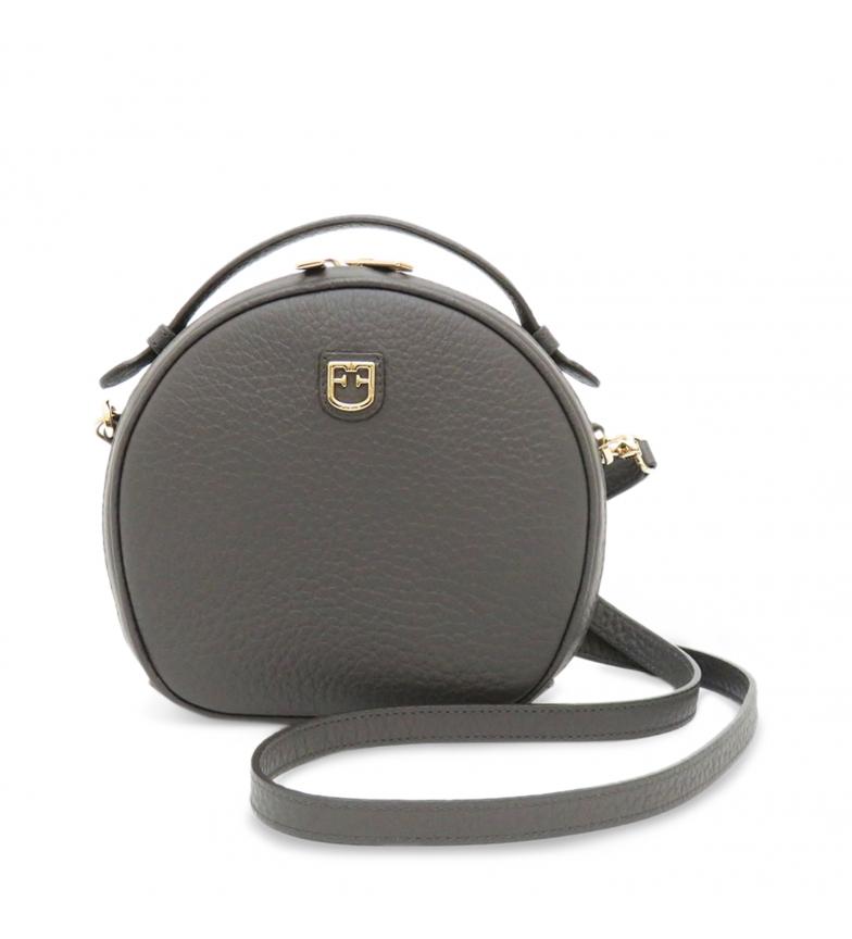 Furla Leather handbag DOTTY_WB00107 grey -19x18x8cm