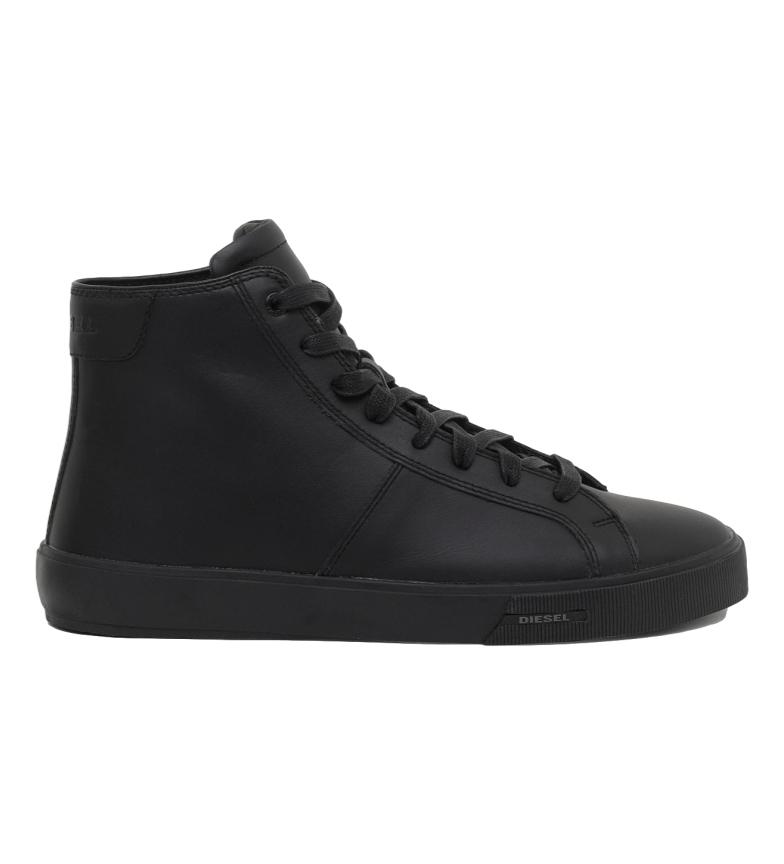 Comprar Diesel Sapatos de couro S-Mydori MC preto
