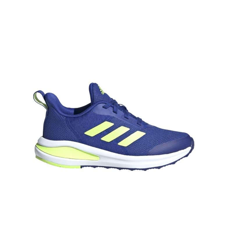 adidas Sapatos FortaRun K azul