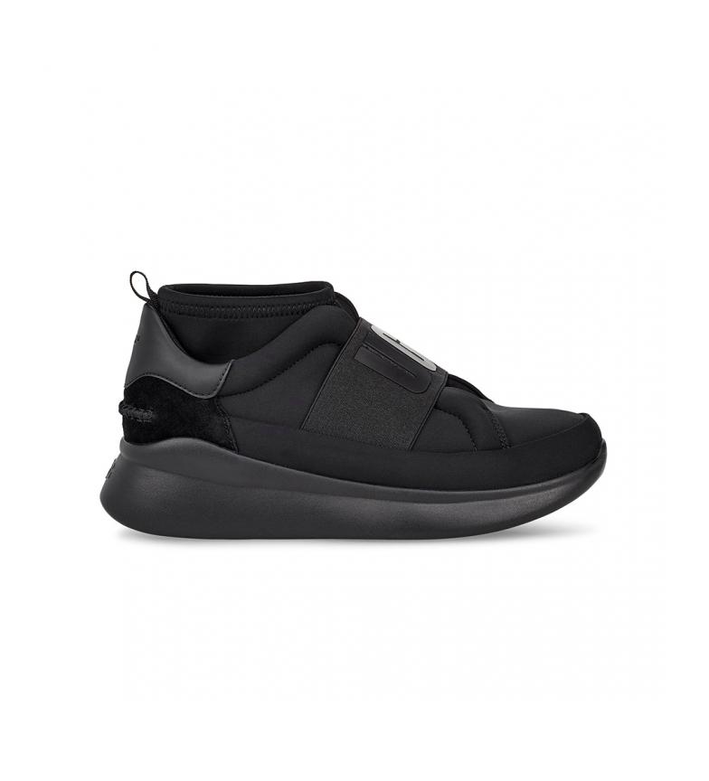 UGG Chaussures en cuir W Neutra noir